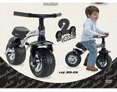 Moto Correpasillos Metalizado