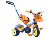 Triciclo desmontable