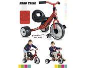 Triciclo hard trike  silencio