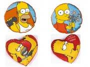 Cojines c/ventosa Simpsons sdo