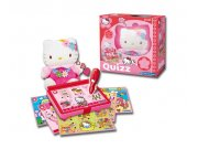 Peluche interact. hello kitty
