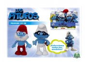 Pitufos movie peluche 30cm